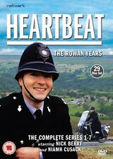 Heartbeat - The Complete TV Series 1 to 7 The Rowan Years DVD 29 Disc Boxset NEW