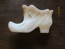 Hand Painted Collectible Decorative Miniature Shoe Slipper