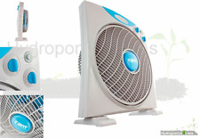 "Ram 300mm Eco Fan 12"" Fan 3 Speed Air Mover Oscillate Hydrophonics Cooling Fan"