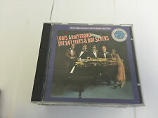 Louis Armstrong : The Hot Fives And Hot Sevens : Volume II : CD : 1988 MINT