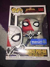 Funko Pop! Marvel Venomized Spider-Man Walmart Exclusive