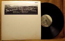 RARE TECHNO 2x  LP: SAN FRANCISCO SOUND SPECTRUM VOLUME 1 VARIOUS 0471