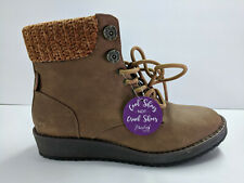 Blowfish Malibu Chomper Faux Leather Boot Womens 11