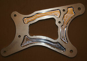 SHORROCK C142 supercharger alloy mounting bracket for MGB-NEW!