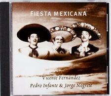 FERNANDEZ, Vicente/Infante, Pedro/NEGRETE, Jorge-Fiesta Mexicana (CD)