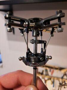 4 Blatt Rotorkopf Copter X T Rex 450