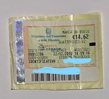 Marche da Bollo originale e valide anno 201022.12.2010 € 14,62