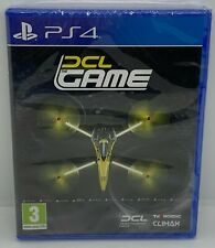 The DCL Game (Drone Champions League) for Playstation 4 New Sealed