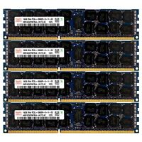PC3L-10600 4x16GB HP Proliant ML350E ML350P SL210T SL230S SL250S G8 Memory Ram
