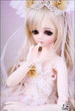 1/4 BJD doll Kid Delf Cherry Girl FREE FACE MAKE UP+FREE EYES-Cherry ver 2