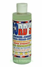 GORD'S ALUMINUM,CHROME,STAINLESS,METAL,CLEANER-POLISH-SEALER / ALL IN 1  12-8OZ