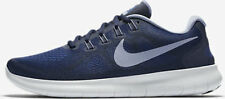 NIKE FREE RN 2017 RUNNING SHOES MENS SIZE 10 BINARY BLUE NEW 880839-404