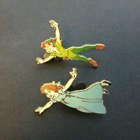 Walt Disney's Peter Pan Booster Collection - Peter Pan & Wendy Disney Pin 60200