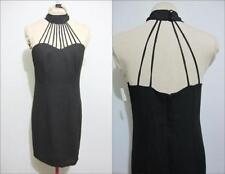 Knee Length Halter Sleeve Dresses for Women