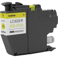 Brother Lc3029y Original Ink Cartridge, Yellow