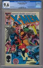UNCANNY X-MEN #193 CGC 9.6 1ST WARPATH IN COSTUME WHITE PAGES 4009