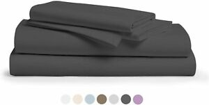 800 Thread Count 100% Pure Egyptian Cotton – Sateen Weave Premium Bed Sheets, 4-