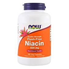 Incasso Niacina 500mg 180 Vcaps Now Foods