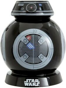 Star Wars Talking BB9E Ceramic Cookie Jar Black Collectible Disney Funko #NG