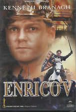 Dvd **ENRICO V • 5** con Kenneth Branagh nuovo sigillato 1989