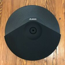 "Alesis 14"" Triple Zone Cymbal NEW (2 Ports) Ride DMPad DM10 MKII E-Drum Drums"