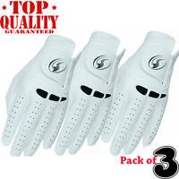 All-Cabretta Leather Golf Glove Men's Regular Sizes