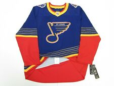 ST. LOUIS BLUES HERITAGE RETRO VINTAGE ADIDAS AUTHENTIC HOCKEY JERSEY