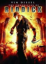 The Chronicles Of Riddick (Dvd, Full Screen) New