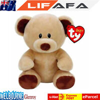Regular Kids Brown Bear Stuffed Animal Doll Soft Velvety Plush Toys For Children