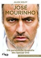 José Mourinho | Julien Wolff | Buch | Deutsch | 2016