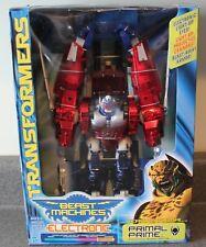 Transformers Beast Machines Primal Prime
