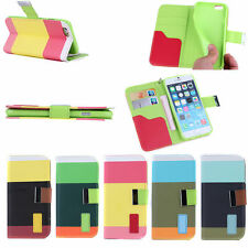 Apple Matte Synthetic Leather Mobile Phone Cases, Covers & Skins