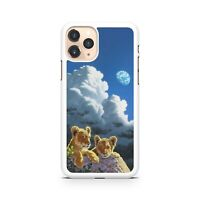 Majestic Baby Lion Cub Animals Celestial Luscious White Clouds Phone Case Cover
