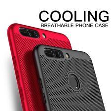 Huawei P20 Lite Cool Heat Dissipation Phone Case No Finger Print Back Cove
