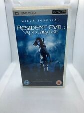 Resident Evil Apocalypse- UMD Video - PSP