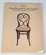 Thonet Bentwood & Other Furniture 1904 Illustrated Catalog Reprint Dover Book