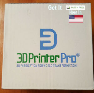 2 Reels of White ABS 3mm  3d Printer Pro Quality filament. 2kg Total