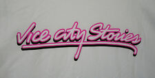 Vtg Vice City Stories Grand Theft Auto Video Game Promo T-Shirt NOS Unused Sz XL
