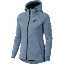 Nike Sportswear Tech Fleece Zip Hoody Women's Gray XS S 842845-023
