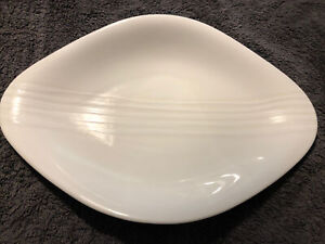 Villeroy & Boch - Dune Lines - Grosse Platte Oval - ca. 40 x 28 cm - Neuwertig