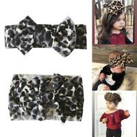 Kids Girl Baby Headband Toddler Lace Bow Flower Hair Accessories Band R2J0