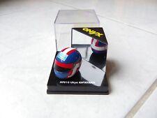 Casque Ukyo Katayama HF010 Tyrrell 1994 Onyx 1/12 F1 helmet Formule 1