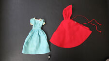 Vintage Barbie Doll Outfit Little Red Riding Hood & The Wolf # 0880 (1964)