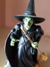 """Collectible Wizard of Oz Westland Giftware """"Wicked Witch"""" Figurine Warner Bros"""