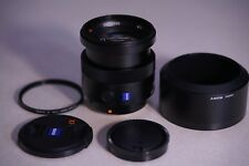 Sal85f14z 85mm F1.4 Zeiss T* LensSONY A mount excellent shape