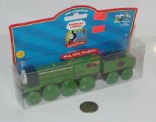 Thomas & Friends Wooden Railway Train Tank - Big City Engine - NEW 2004 Rare