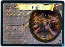 Harry Potter TCG Quidditch Cup Fluffy FOIL 4/80