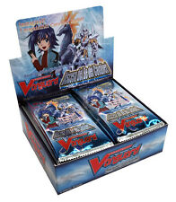 CARDFIGHT!! VANGUARD Discesa Del RE Dei CAVALIERI BOX 30 BUSTE IN ITALIANO