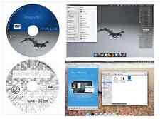 Pinguyos 14.04 Lts & Elemental os Luna 32 Bits 2 Disco completa los sistemas operativos