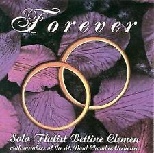 Forever by Bettine Clemen (CD, Mar-1995, Sugo)